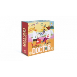 Puzzle I want to be Doctor pièces