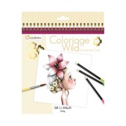 Coloriage Wild