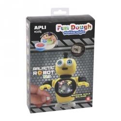 Robot galatic jaune Fun dough