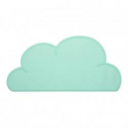 Tirelire nuage vert