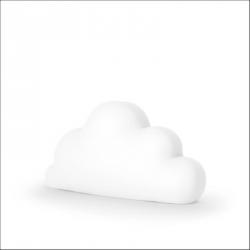Tirelire nuage blanc