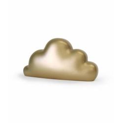 Tirelire nuage doré