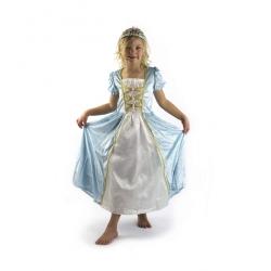 Déguisement Princesse Turquoise S