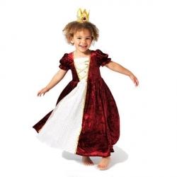 Déguisement Princesse Rouge S