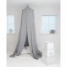 Ciel de lit gris clair