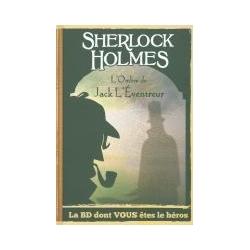 BD jeu Sherlock Holmes T5 L'ombre de Jack l'Eventreur