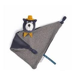 Les Moustaches - Doudou chat Alphonse