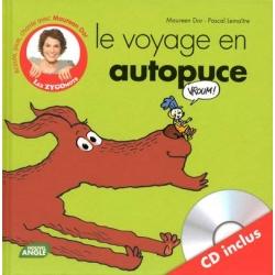 Livre audio - Le voyage en autopuce