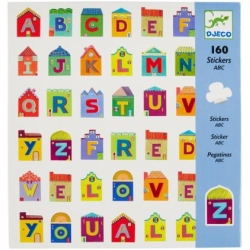 Stickers Lettres
