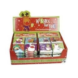SOLDES -50% Cartes cadeaux Noël