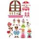 SOLDES -30% Stickers magnétique Princesses