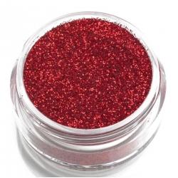 SOLDES -50% Glimmer paillettes rouge