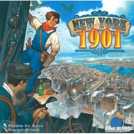SOLDES -20% New york 1901