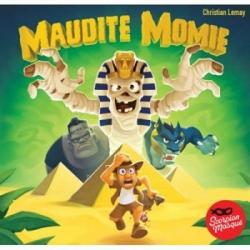 SOLDES -30% Maudite momie