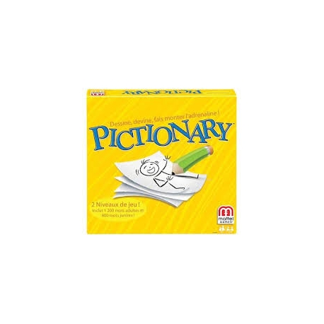 SOLDES -20% Pictionary