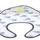 Bavoir plastifié avec poche Little Baleine