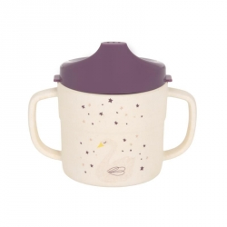 Tasse d'apprentissage en bambou Little cygne