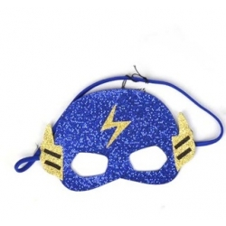 Masque de super héros - Flash
