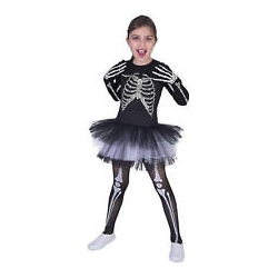 Déguisement de squelette Suzy