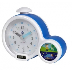 KidSleep Clock bleu