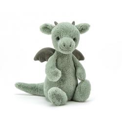 Bashful - Dragon vert 19 cm