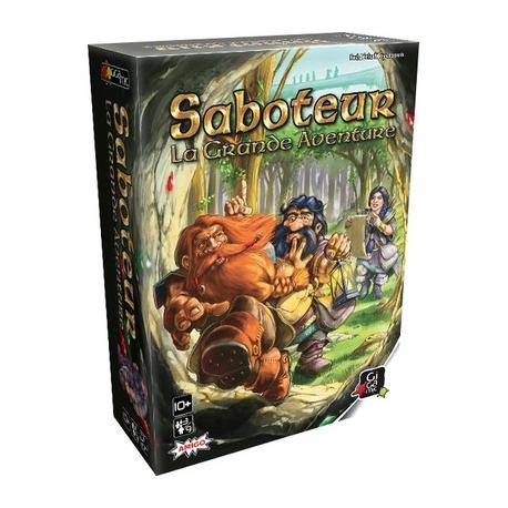 Saboteur -La grande aventure