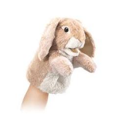 Marionnette petit lapin