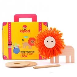Pom Pom Lion