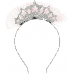 Serre-tête couronne Maryline