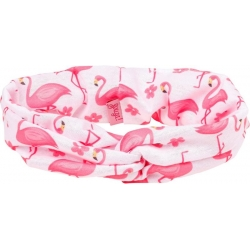 Bandeau flamant rose