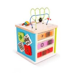 cube d'activités Baby Einstein
