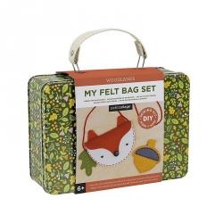 Petit Ciollage - Kit sac en feutrine