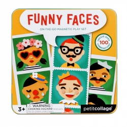 Petit Ciollage - Funny Faces