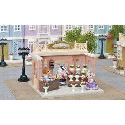 Sylvanian Families - La boutique de fleurs