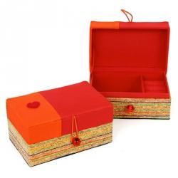 Boîte à bijoux sun match
