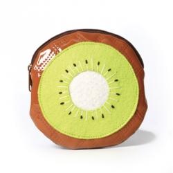 Porte monnaie fruties kiwi