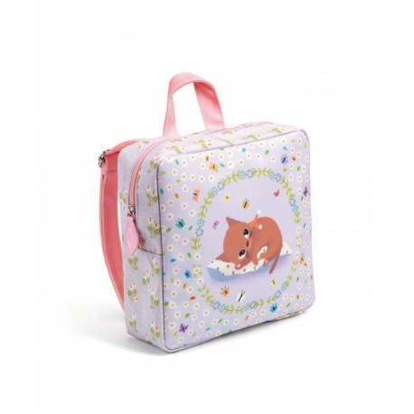 Sac maternelle - Chat