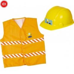 Déguisement - Ouvrier de chantier 4/6 ans