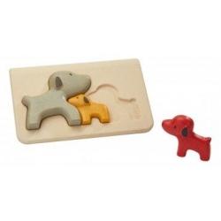 Puzzle 3D chien