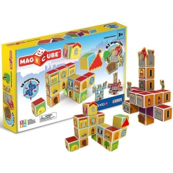 Geomag magicube - Chateaux et maisons