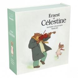 Boîte à souvenirs Ernest et Célestine