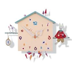 Horloge Alabonneheure - Le lapin