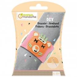 DIY en feutrine - Bracelet