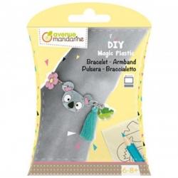 DIY en plastique magique - Bracelet