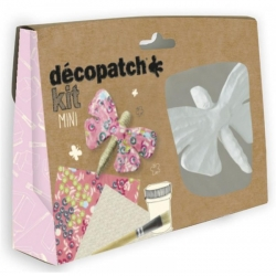 Décopatch Mini kit papillon