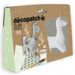 Décopatch Mini kit lama
