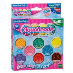 Aquabeads recharge de perles à facettes