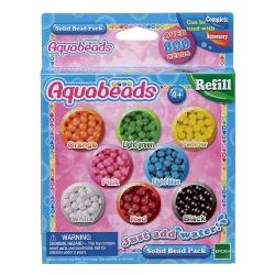 Aquabeads recharge de perles classiques
