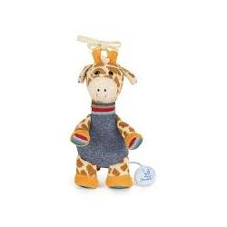 Mini peluche musicale Greta la girafe
