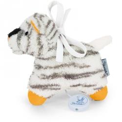 Mini peluche musicale Tapsi le tigre